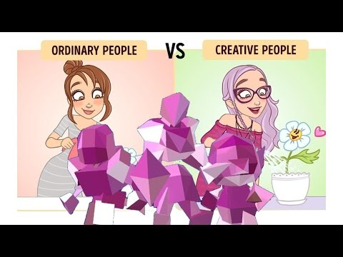 How Creative People See The World [Alternate Cut]
