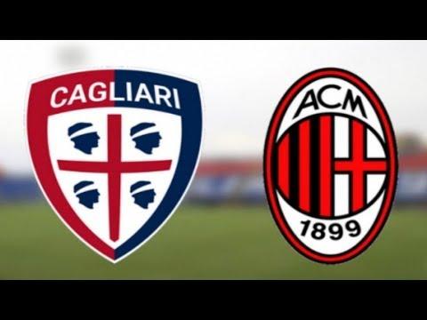 CAGLIARI - MILAN LIVE