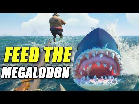 Sea of Thieves - The MEGALODON Sacrifice!