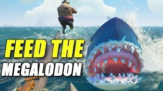 Sea of Thieves - The MEGALODON Sacrifice!