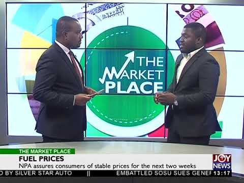 Capital Requirement - The Market Place on Joy News (18-12-17)