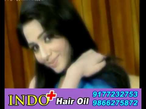 Indo + Herbal Hair Oil