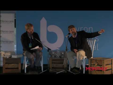 PJ O'Rourke in Conversation with Kerry O'Brien (Byron Writers Festival 2016)