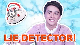 LIE DETECTOR TEST with Edward Barber!