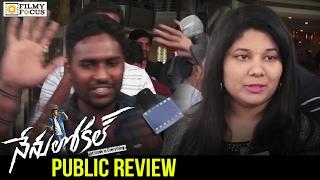 Nenu Local Movie Public Talk || Nanu, Keerthy Suresh || #NenuLocal Public Review - Filmyfocus.com
