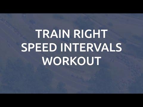 Speed Intervals Video Workout Trailer