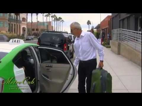 Metro Cab - Santa Monica's friendliest and most trusted taxi cab company