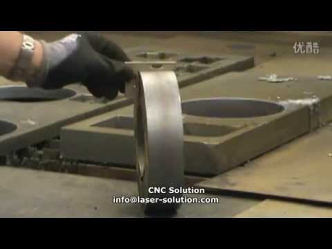 cnc plasma cutting machine, thick metal cutting machine