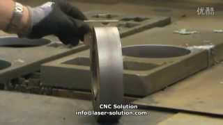 Plasma/oxy-fuel Cnc Cutting Table, Plasma Cutting Thick Metal
