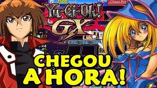 ÚLTIMOS PREPARATIVOS PARA O CAMPEONATO -  Yu-Gi-Oh! GX Tag Force #39 (PSP)