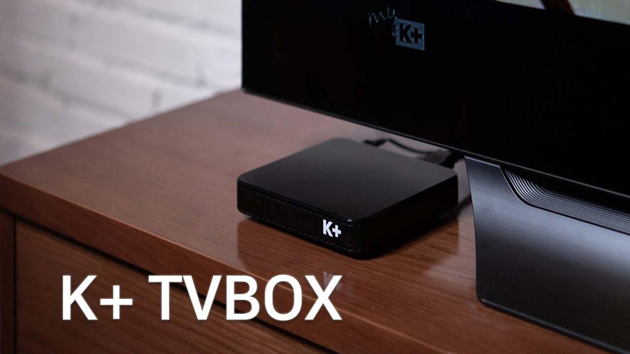 K+ TV Box: Dịch vụ truyền hình internet cho fan bóng đá và phim Việt