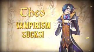 Theo - vampirism sucks!