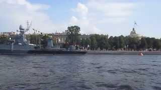 Фрагмент экскурсии по рекам и каналам в Санкт-Петербурге(, 2014-07-27T11:47:18.000Z)