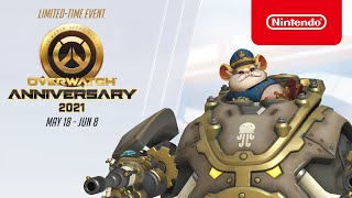 Overwatch Anniversary 2021 - Nintendo Switch