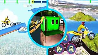 Bike game - Bike Stunt Race 3d Bike Racing Games  I Bike Stunt Tricks Master screenshot 3