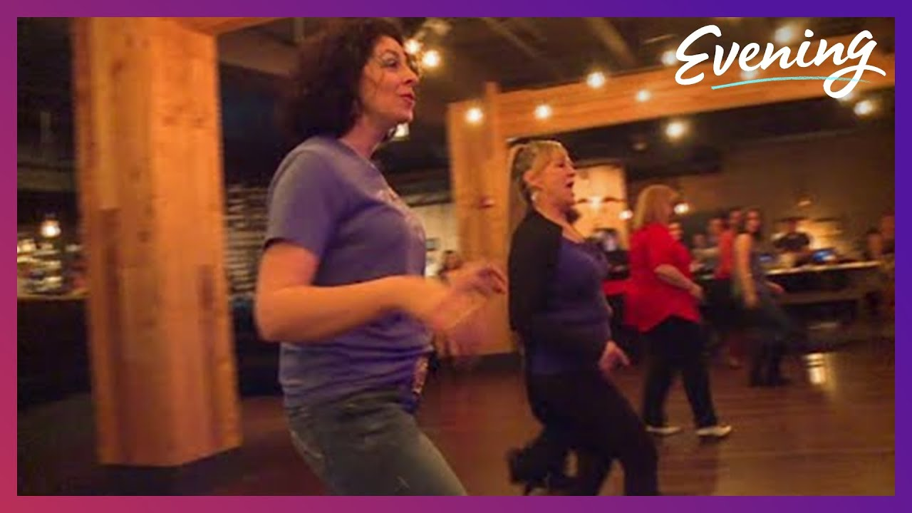 Download Line dancing isn't just for country music fans