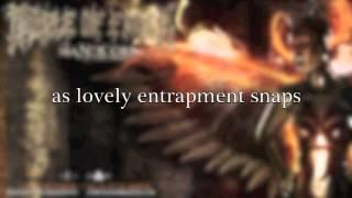 CRADLE OF FILTH - For Your Vulgar Delectation (LYRIC VIDEO)
