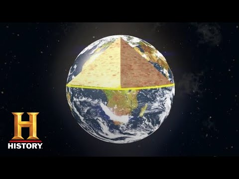 Ancient Aliens: Great Pyramid's Shocking Precision (Season 12) | History