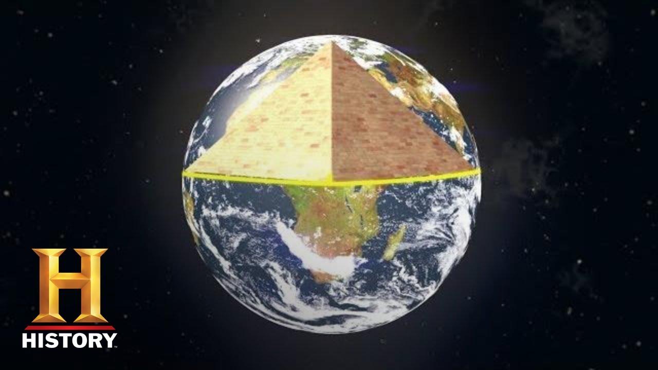 Download Ancient Aliens: Great Pyramid's Shocking Precision (Season 12)   History