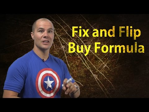 Understanding the House Flipping Buy Formula with Jerry Norton