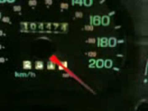 Ford Crown Victoria (top speed) - YouTube