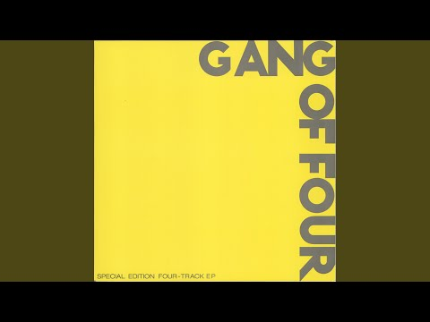 gang of four outside the trains don t run on time