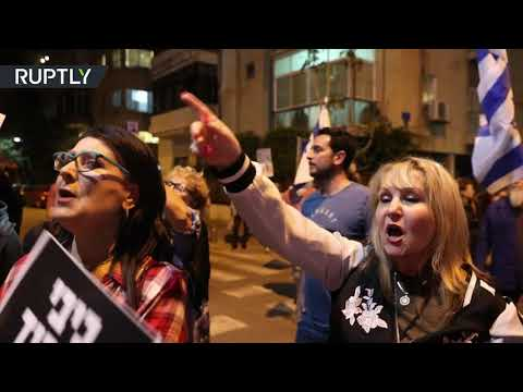 'Direction of fascism': Thousands rally against limiting High Court powers in Israel
