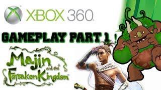 Xbox 360 - Majin and the Forsaken Kingdom Gameplay - Part 1