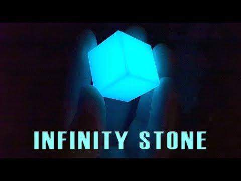 20 HOURS of GLOW - Infinity Stone build
