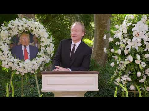 New Rule: Here Lies Donald Trump | Real Time with Bill Maher (HBO)