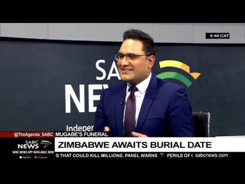 Mugabe's Funeral   Zimbabwe Awaits Burial Date