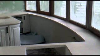 Столешница из искусственного камня(видео, добавленное с мобильного телефона., 2012-12-10T05:46:38.000Z)