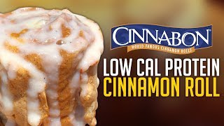 Low Cal/High Protein Cinnamon Roll Recipe!