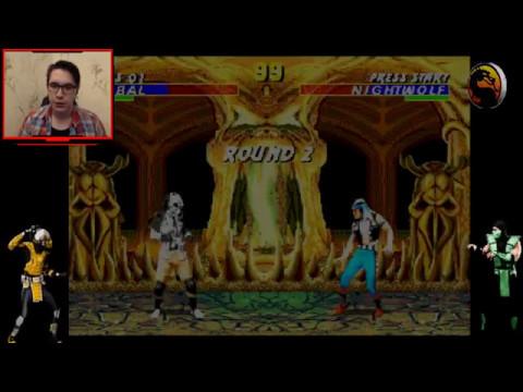 Mortal Kombat 3 Ультиматум! Прохождение классической башни!