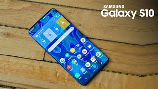 Samsung Galaxy S10 - The Future LOOKS AMAZING