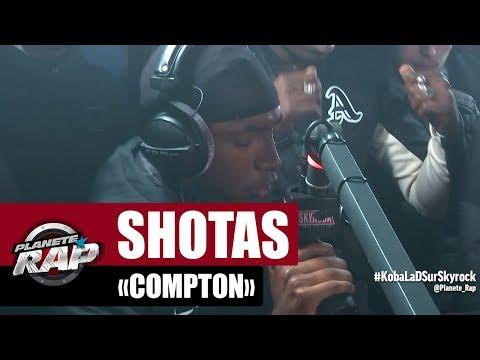 Youtube: Shotas«Compton» #PlanèteRap