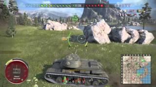 world of tanks ps4 gameplay kv 13
