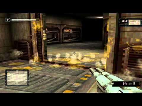 18+Прохождение игры Alien Resurrection Часть 1 с комментариями