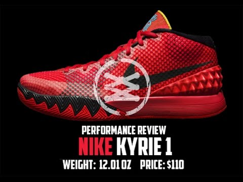 timeless design c6883 207d3 Nike Kyrie 1 Performance Review