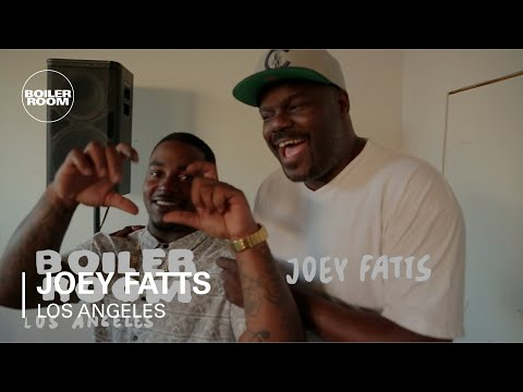 Joey Fatts at Boiler Room Rap Life LA
