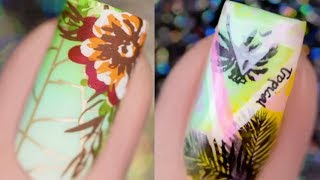 ✨SPRING Nail Art for SPRING because it's SPRING | Best Makeup Tutorials 2019 | Makeupholic