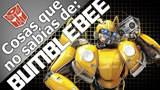 Cosas que no sabías de Bumblebee