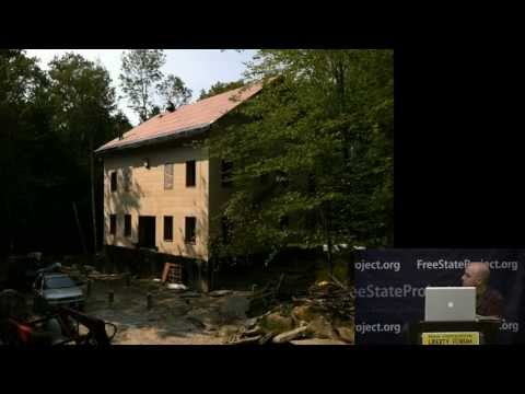 New Hampshire Liberty Forum 2013 - Peter Bosse - Sustainability & Life
