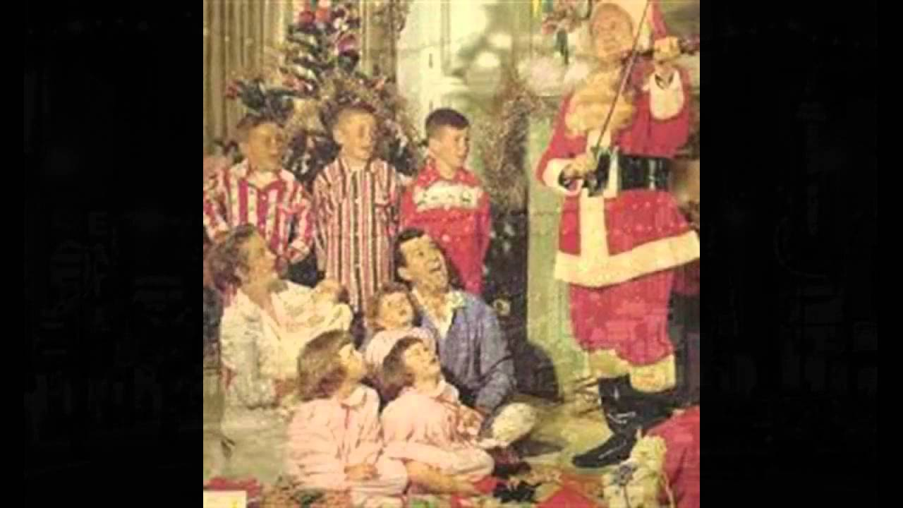 a look back at 1950s christmas - 1950s Christmas