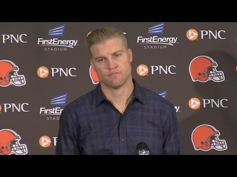 Josh McCown takes blame for Browns loss to Jets