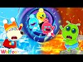 Finding Baby in Hot and Cold Place - Wolfoo Kids Stories | Wolfoo Family Kids Cartoon