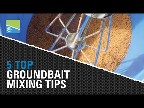 5 Things You Might Not Know About Mixing Perfect Ground Bait