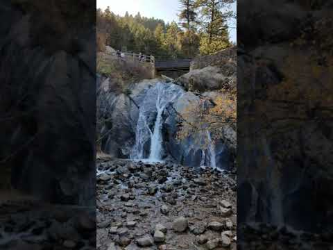Cheyenne Mountain Falls