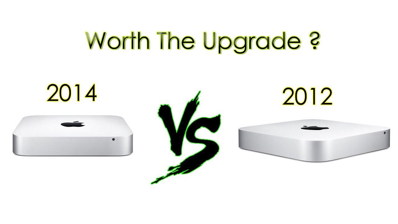 Mac Mini Late 2014 | Why Not To Buy - YouTube