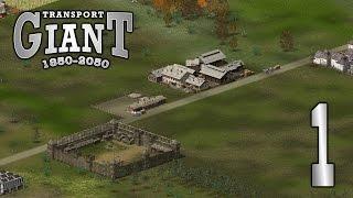 transport Giant (Кампания)  #1 - Дикий Запад (США)